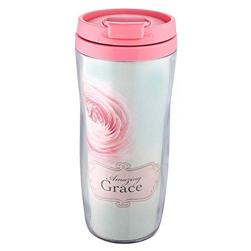 Amazing Grace Polymer Travel Mug