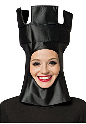 Chess Rook Costume (Rook Chess Hat)