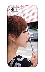 New Fashion Premium Tpu Case Cover For Iphone 5/5s - Women Taiwanese People Women