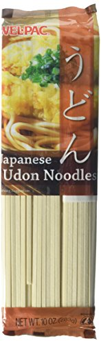 Wel Pac Noodles Yokogiri Udon, 10-Ounce (Pack of 12) by WEL PAC