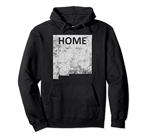 Unisex Home - New Mexico Pullover Hoodie XL: - Com Park Sunland