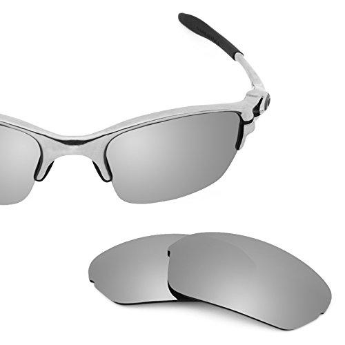 Verres de rechange Revant pour monture Oakley Half X3 Combo Pack de paires K014