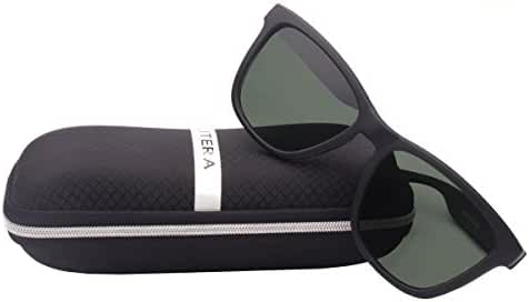 ELITERA Women Sunglasses Gradient Colors Designer Polarized Glasses UV400 E0717