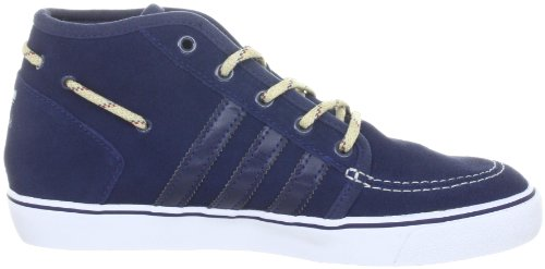 adidas Originals Court Deck Mid G60564 Herren Sportive Sneakers Blau (DARK INDIGO / DARK INDIGO / WHITE)