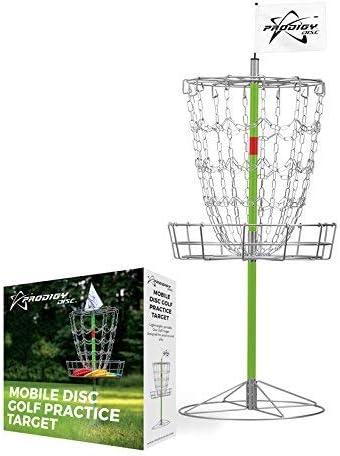 Prodigy Discモバイルディスクゴルフバスケット  With Carrying Bag