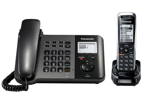 Panasonic KX-TGP550 SIP DECT Phone (Voip Dect Phones)