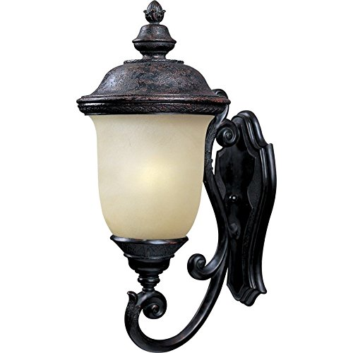 Maxim Carriage House EE 1-Light Outdoor Wall Lantern Bronze -86524MOOB ;(supply#: shop_freely_198371044463466