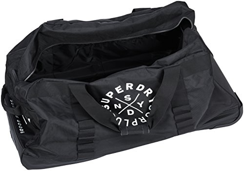 60 de Bolsos mano H Superdry Hombre W 0x35 Black Nero Surplus 0 0x65 L x Kit cm Goods xtRRqIzp