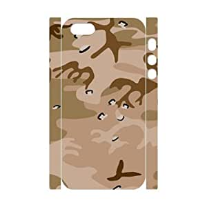 Camouflage Pattern 3D-Printed ZLB560969 Brand New 3D Cover Case for Iphone 5,5S