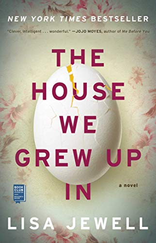 Book cover from The House We Grew Up In: A Novel by Lisa Jewell
