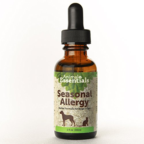 0ANIV Animals Apawthecary Seasonal Allergy for Dogs and Cats, 1oz