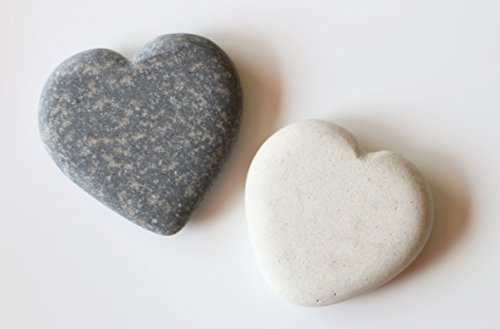 Rock Shape - Heart Shape Stones 1.5
