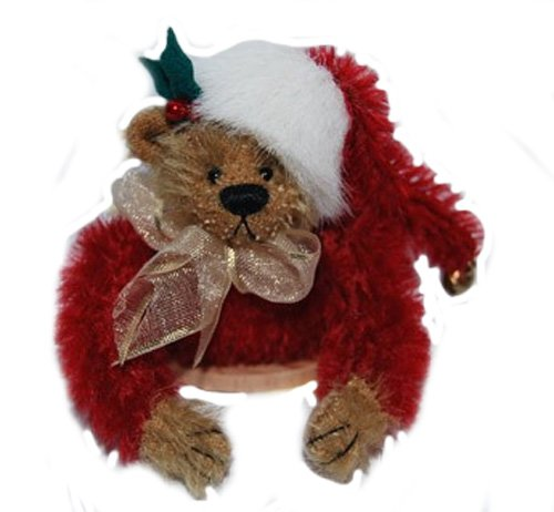 Deb Canham - Santa (Bear Pin) LE 1000