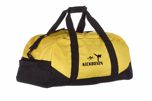 Kindertasche gelb/schwarz Kickboxen JG2j0U