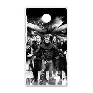 iron maiden the final frontier Phone Case for Nokia Lumia X Case