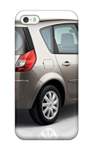 Best 3073086K15607657 Iphone 5/5s Case Cover - Slim Fit Protector Shock Absorbent Case (renault Scenic 4)