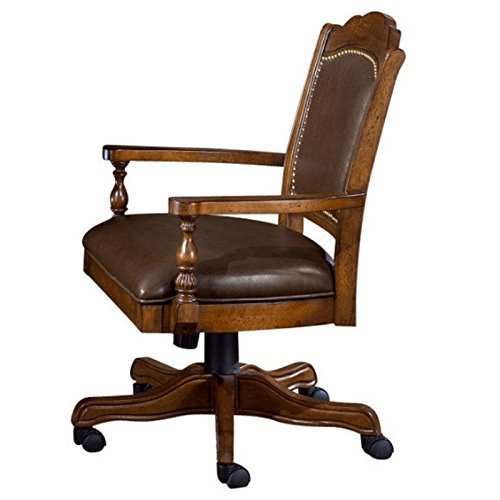 Hillsdale Nassau Game Chair (Cherry Upholstered Game)