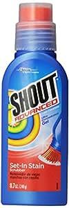 Shout Advanced Gel, 1 bottle, 8.7 fl oz