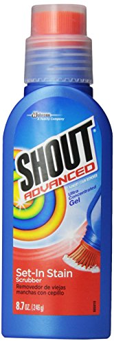 Shout Advanced Gel bottle 8 7