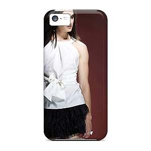 Iphone Case - Tpu Case Protective For Iphone 5c- Yelena Isinbayeva