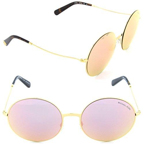 Michael Kors Kendall II Round - Michael Yellow Sunglasses Kors