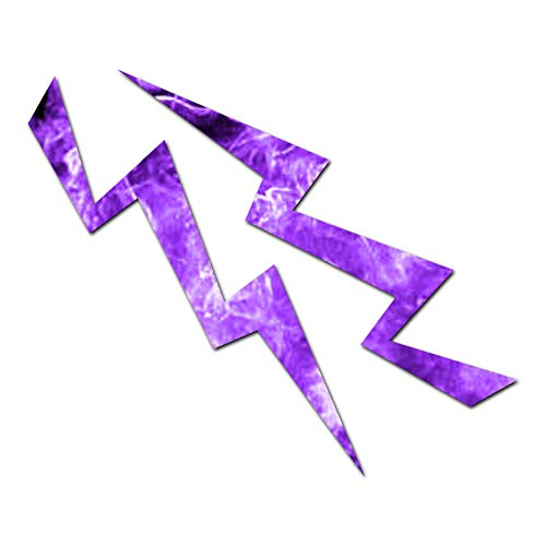 Lightning Bolt - Vinyl Decal Sticker - 7