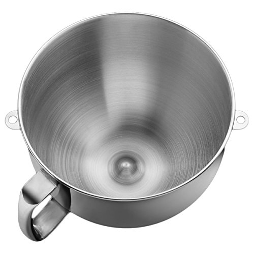 KitchenAid Stainless 6-quart Bowl with Comfort Handle KN2B6PEH
