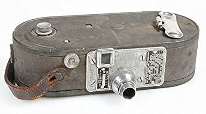 Amazon com : MOVIE CAMERA ART DECO 16MM HEAVY DUTY WORKS