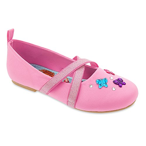 Disney Fancy Nancy Shoes for Girls Size 7 Toddler Pink