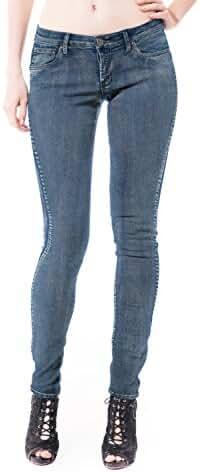Hybrid & Company Womens Super comfy stretch denim 5 Pocket Jean