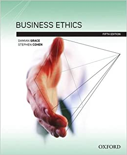 Book Business Ethics