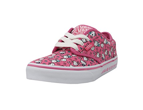 Vans New Atwood Girl's Pink Hello Kitty Shoes Size 5.0