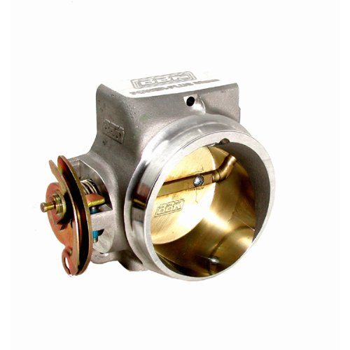 BBK 1756 80mm Throttle Body - High Flow Power Plus Series with Electronic Throttle Control for GM 4.8, 5.3, 6.0L Truck