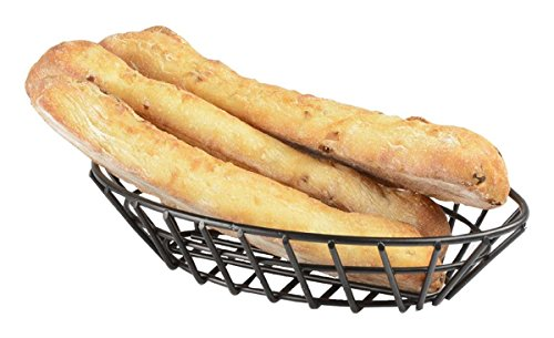Oval Baskets for Freshly Baked Bread, 9.75