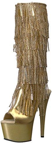 gold 2024rsf Pleaser Metallic Gold Pu Matte Adore wawqXF58