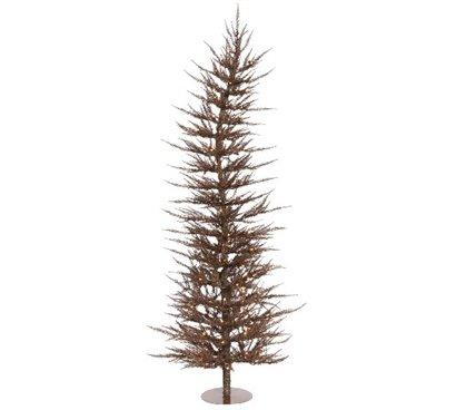 Mocha Laser Christmas Tree