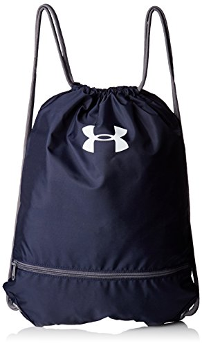 Under Armour Team Sackpack Backpack,Midnight Navy (410)/White, One Size (Cinch Pack Under Armour)