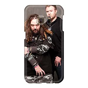 Perfect Hard Phone Cover For Samsung Galaxy S6 With Provide Private Custom High-definition Mercenary Band Skin SherieHallborg