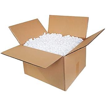 Fichas de embalaje – maíz flips – material de relleno – compostable – en caja de cartón, 30 Liter, 1: Amazon.es: Industria, empresas y ciencia