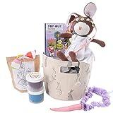 Children's Birthday - Easter Gift Basket - Eco-Friendly, Organic