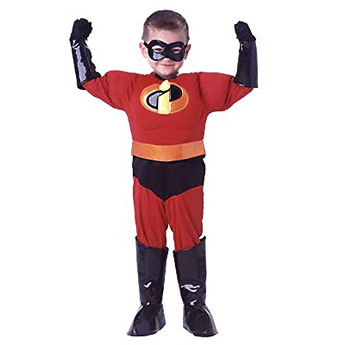Child's Dash Halloween Costume (Size: Medium 7-8) - Disney Family Halloween Costume Ideas
