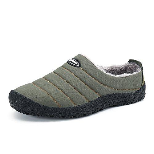 Outdoor Slip Women Slippers Snow Shoes Men On House Winter ASOFTA Indoor wBqfYxn8