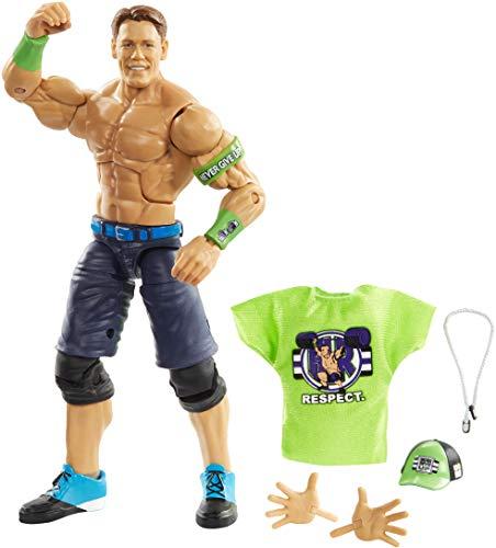 WWE John Cena Elite Collection Action Figure