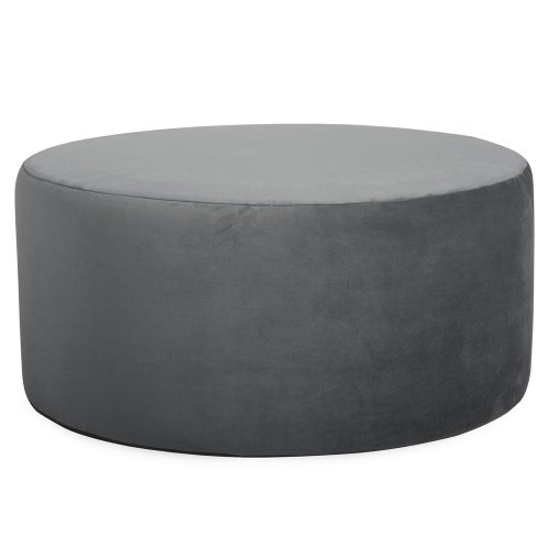 Howard Elliott C132-225 Replacement Cover for Universal Round Ottoman, 36-Inch, Bella - Ottoman Cover 36