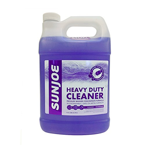 Sun Joe SPX-APC1G All-Purpose Heavy Duty Pressure Washer Rated Cleaner + Degreaser, 1-Gallon
