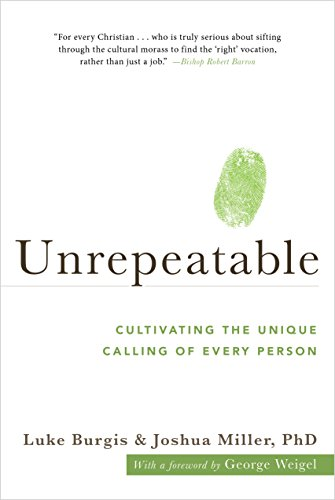 Free Book Unrepeatable: Cultivating the Unique Calling of Every Person