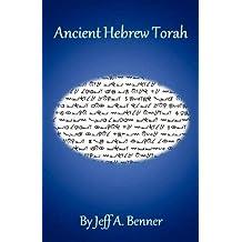 Ancient Hebrew Torah