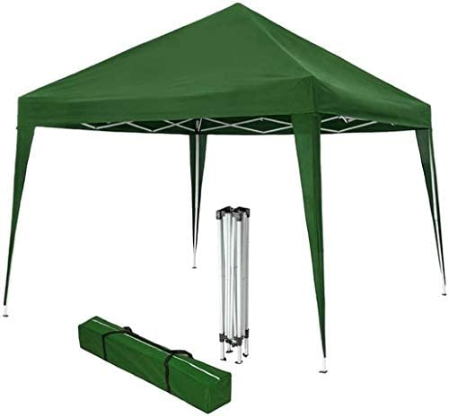 BRICOMIRAS PERGOLA Carpa TOLDO Plegable 3X3 Multifuncional Ideal Camping, TERRAZAS O Playa: Amazon.es: Jardín