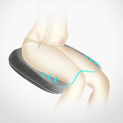 快適なクッション、整形外科の記憶泡の座席、整形外科のクッション記憶綿のオフィスの学生のクッションのアクネのクッションは腰痛を取り除きます苦痛圧力解放の苦痛のクッション