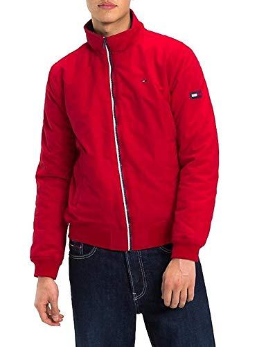 Rouge Veste Essential Matelassée Tjm Samba Tommy Wpf4zasqx Jeans Nw8Pn0kXO